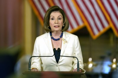 House Speaker Nancy Pelosi asks for articles of impeachment against Trump