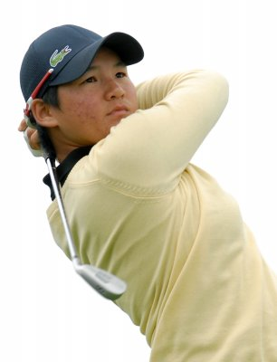 Shin, Tseng are 1-2 in women's golf