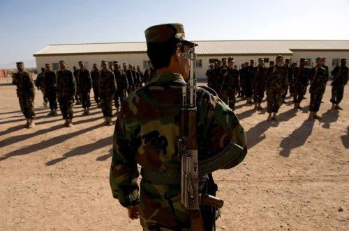 Trainers focus of U.S.-Afghan tussle