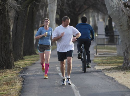 Fall a good time to incorporate 60 min./day of exercise