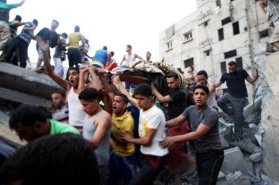 Conflict between Gaza, Israel escalates, Gaza death toll near 100