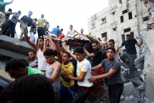 Conflict between Gaza, Israel escalates, Gaza death toll near 100