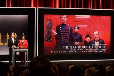 'Grand Budapest Hotel,' 'Imitation Game' win Writers Guild of America Awards