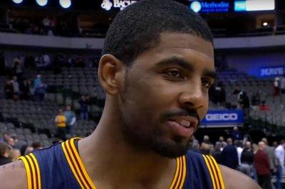 Kyrie Irving 3 seals Cleveland Cavaliers' OT win vs. Dallas Mavericks