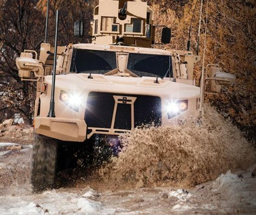 Court denies Lockheed Martin JLTV injunction request