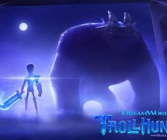 First look at 'DreamWorks Trollhunters' released