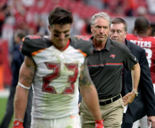 Tampa Bay Buccaneers midseason report card: C minus