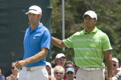 Tiger Woods paired with Jason Day, Dustin Johnson at Farmers Insurance Open