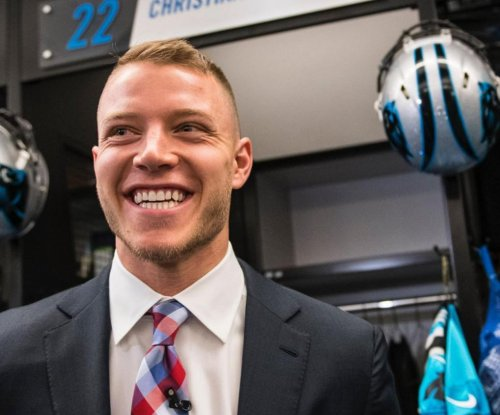 Christian McCaffrey, Carolina Panthers agree on four-year deal