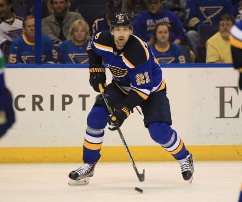 St. Louis Blues C Patrik Berglund out until December after shoulder surgery