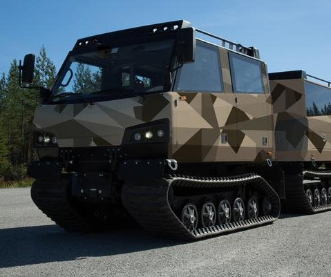 BAE, Gorizioni Group partner on BvS10 all-terrain vehicle