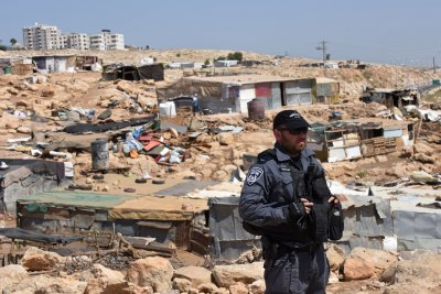 Palestinians charge Israel with war crimes for targeting West Bank village