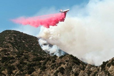 Lake Fire grows to 11K acres; Ranch Fire erupts