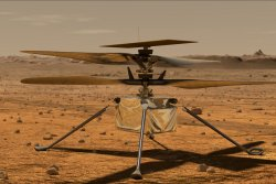 NASA extends Mars helicopter mission to assist rover