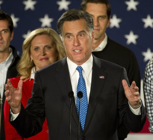 Romney has big lead in S.C. poll