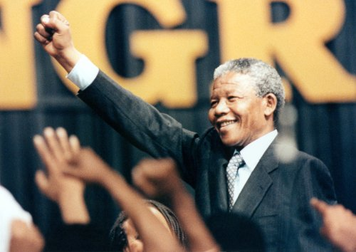 Nelson Mandela: A life in highlights