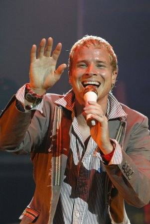 Littrell's son has Kawasaki syndrome