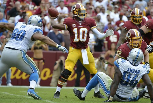Suh fined $31,500 for hit on Cleveland QB