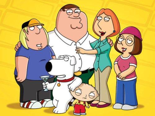 'Family Guy' dog returns from the dead