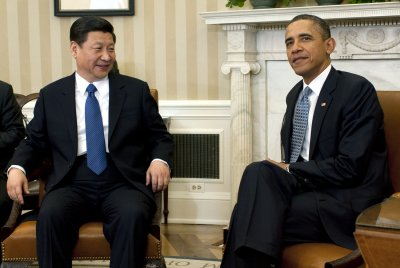 Obama, Xi hold summit at California estate