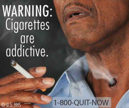 Smoking levels reach all-time low in the United States