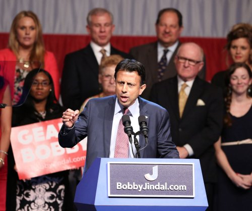 Lousiana Gov. Bobby Jindal announces presidential campaign