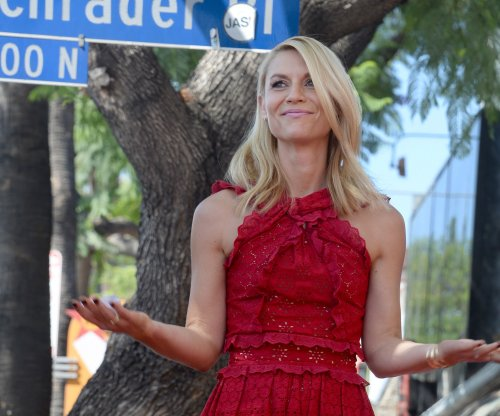 Graffiti artists tag 'Homeland' set with messages accusing show of racism