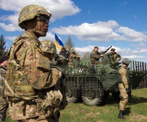 U.S. armed forces begin second phase of Ukraine support