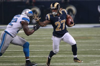 Rams' missing RB Tre Mason admitted to hospital