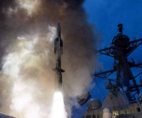 Raytheon wins $235 million SM-6 production contract