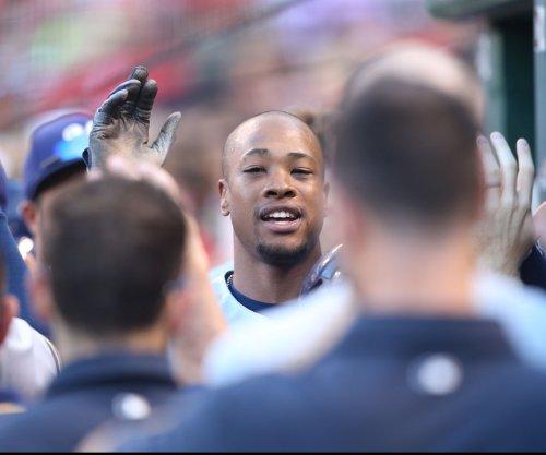 MLB: Milwaukee Brewers activate Eric Sogard, demote Keon Broxton