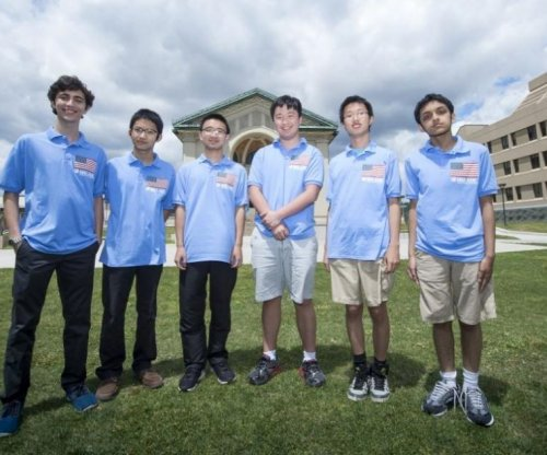 U.S. math team finishes 4th behind Korea, China, Vietnam