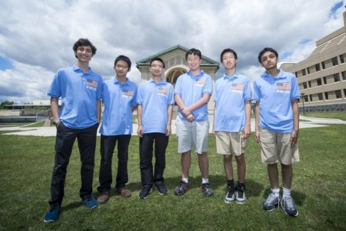 U.S. math team finishes 4th behind Korea, China, Vietnam in int'l competition