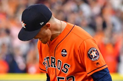 World Series: Houston Astros manager A.J. Hinch standing by struggling closer Ken Giles