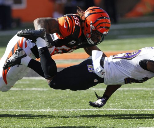Cincinnati Bengals LB Vontaze Burfict officially suspended four games