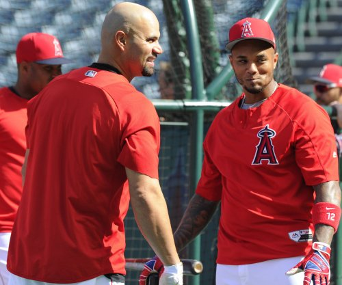 Slumping Los Angeles Angels return home to face Baltimore Orioles