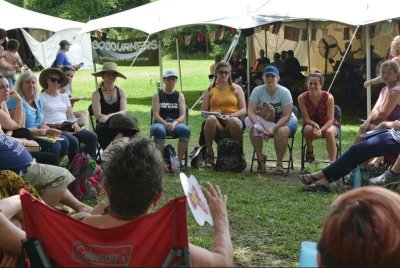 Liberal Christians gather in remote Appalachia to pray -- and plan