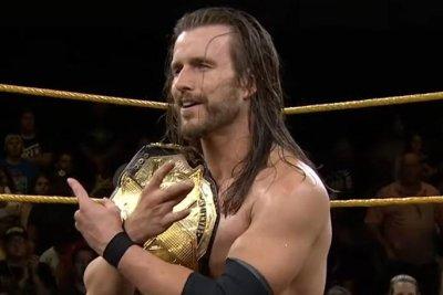 WWE NXT: Adam Cole battles Kushida