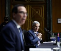 Mnuchin, Powell differ on U.S. economic prospects, need for COVID-19 relief
