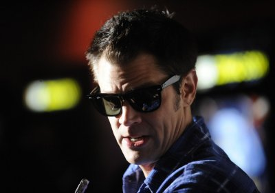 Johnny Knoxville weds Naomi Nelson