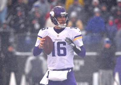 Cassel to start again at quarterback for Minnesota