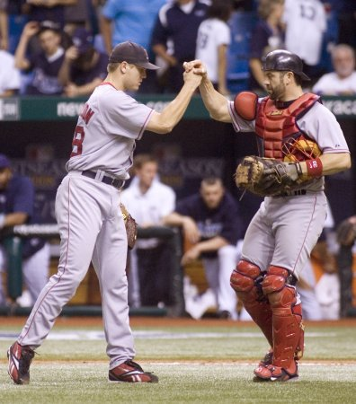 Red Sox decline arbitration on Varitek