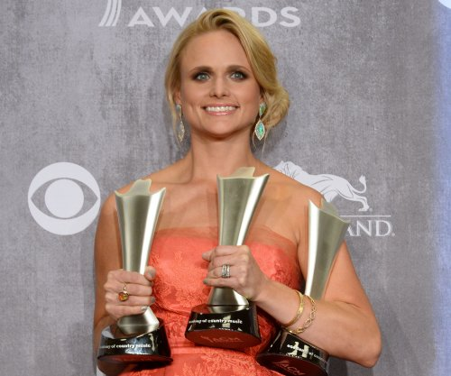 Miranda Lambert earns 8 Academy of Country Music Award nominations