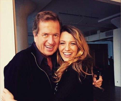 Blake Lively shares Instagram photo with famed photographer