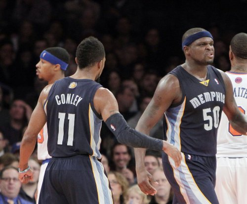 Randolph, Memphis Grizzlies top Brooklyn Nets