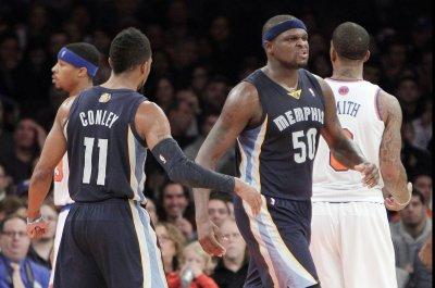 Randolph, Memphis Grizzlies top Brooklyn Nets