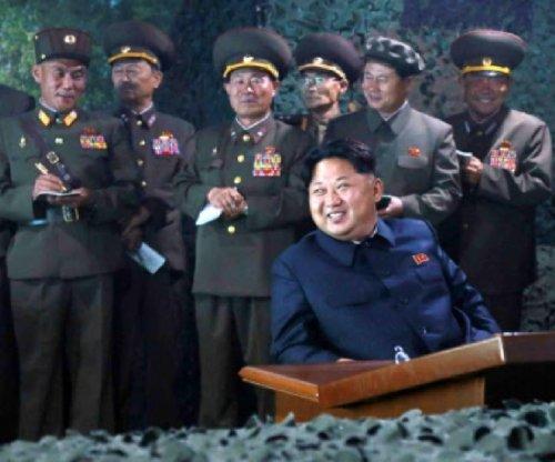 Kim Jong Un presides over unusual nighttime drill