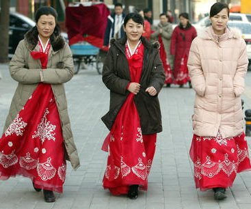 More than 80 percent of North Korean defectors are women, says report