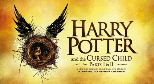Upcoming play 'Harry Potter and the Cursed Child' revealed as eighth Potter story