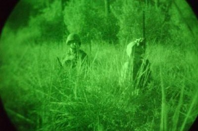 Raytheon, DRS developing 3rd-generation FLIR system for troops